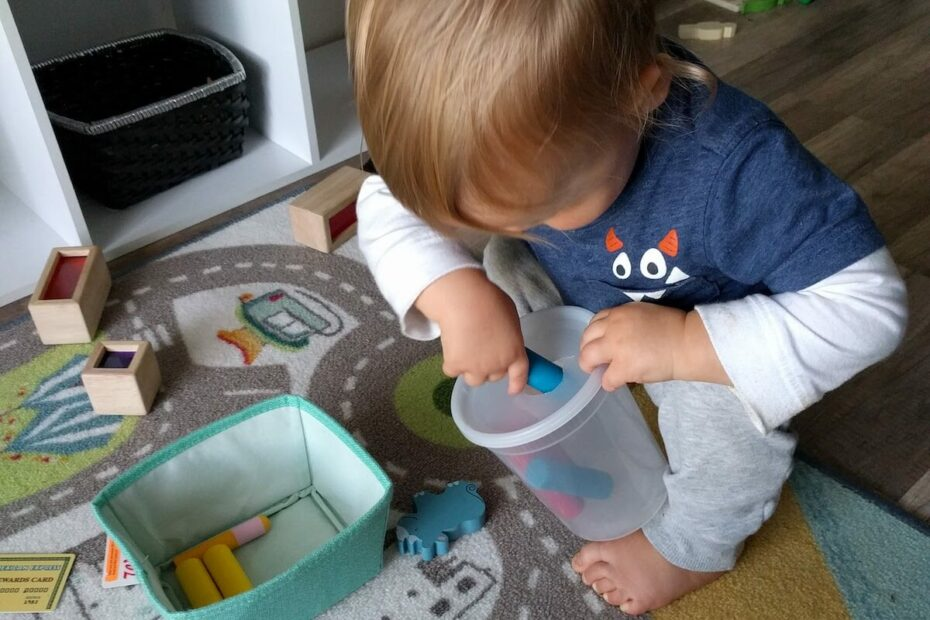 Montessori DIY Toys