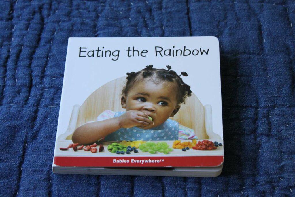 Eating the Rainbow Board Book