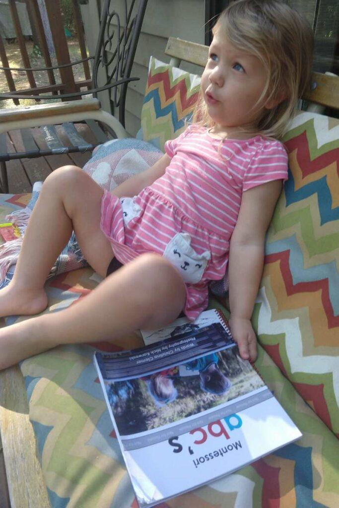 Montessori abc Book