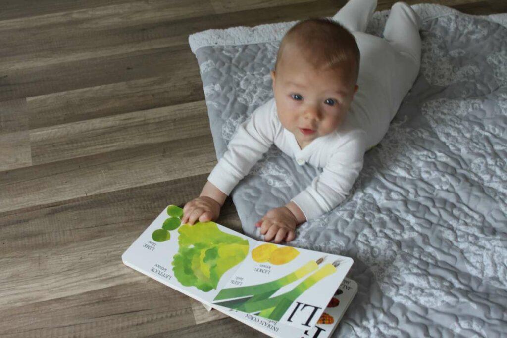 Montessori Books About Food