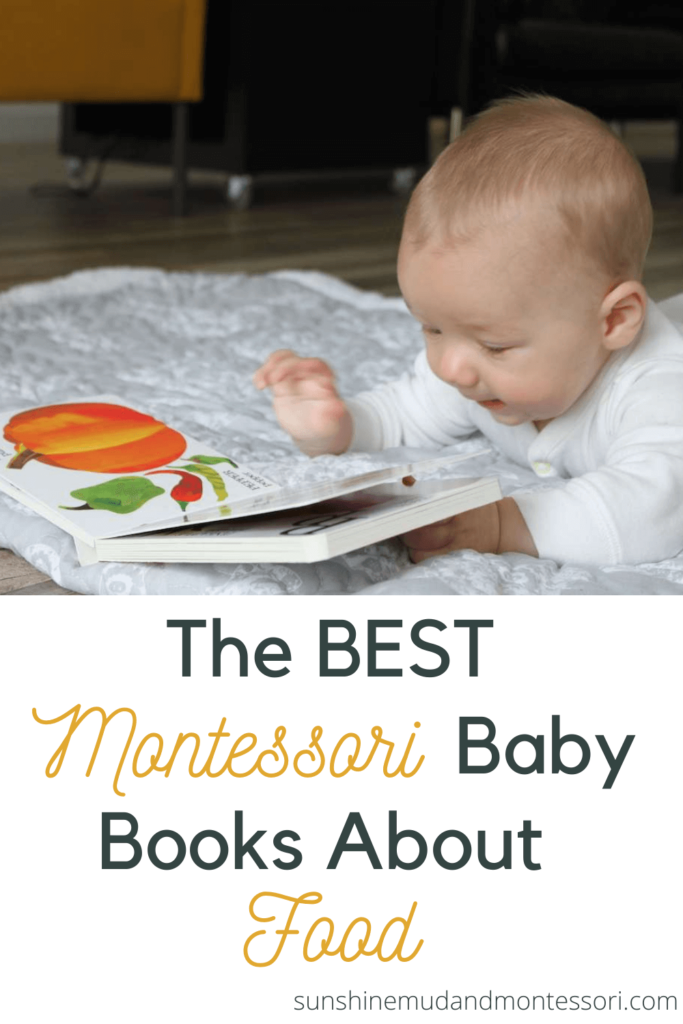 Books for Babies about Food