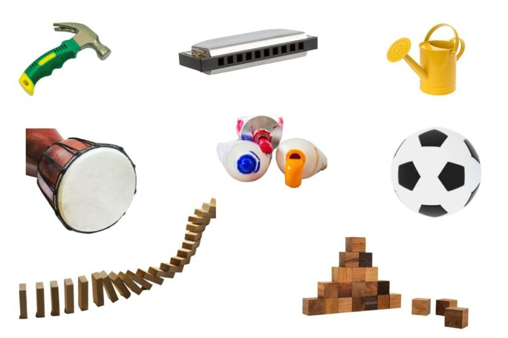 Montessori Toys for 5 Year Olds