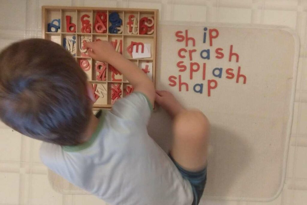 Movable Alphabet Phonograms