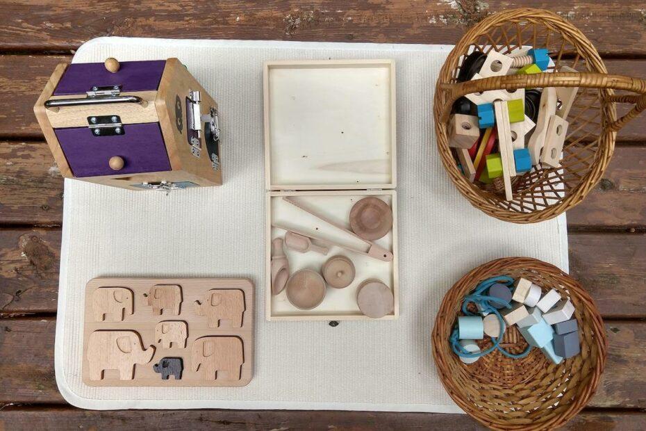 Sustainable Toys Montessori Toy Rental