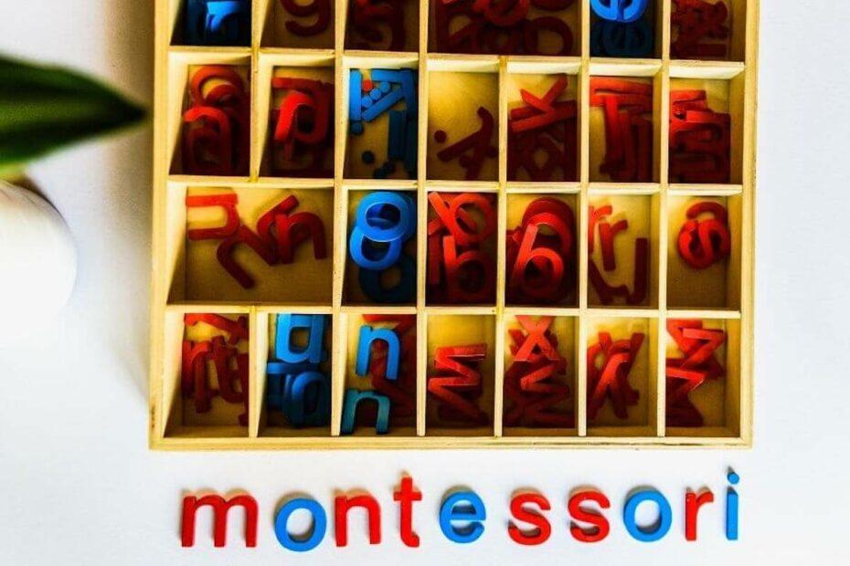 Choosing a Montessori School